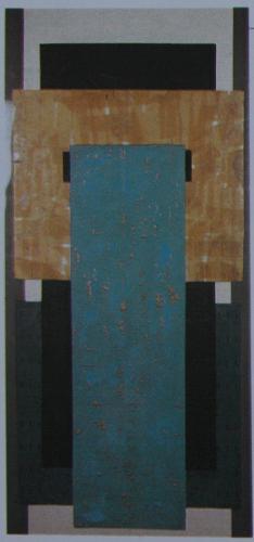 Asetat Üzerine Akrilik Pleksi Kutuda ,1999