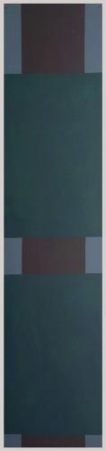 Asetat Üzerine Akrilik Pleksi Kutuda 140x37cm, 2001