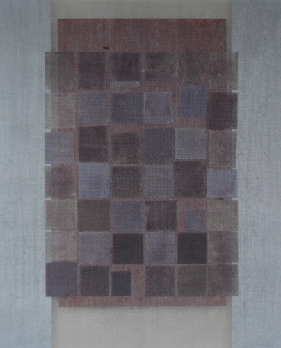 Asetat Üzerine Akrilik Pleksi Kutuda 51x62cm, 2001