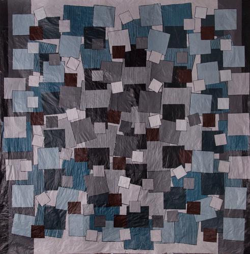 Kağıt Üzerine Karışık Teknik 182x184cm, 2006