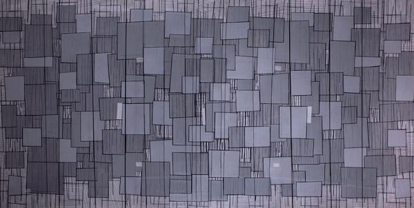 Kağıt Üzerine Karışık Teknik 91x81cm, 2006