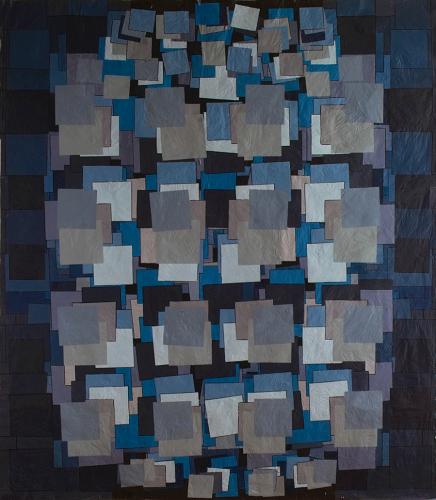 Kağıt Üzerine Karışık Teknik 198x192cm, 2007