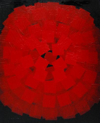 Tuval Üzerine Akrilik 156x127cm, 2008