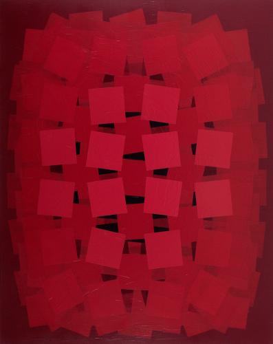 Tuval Üzerine Akrilik 160x130cm, 2009