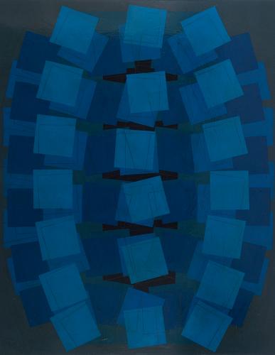 Tuval Üzerine Akrilik 160x130cm, 2010