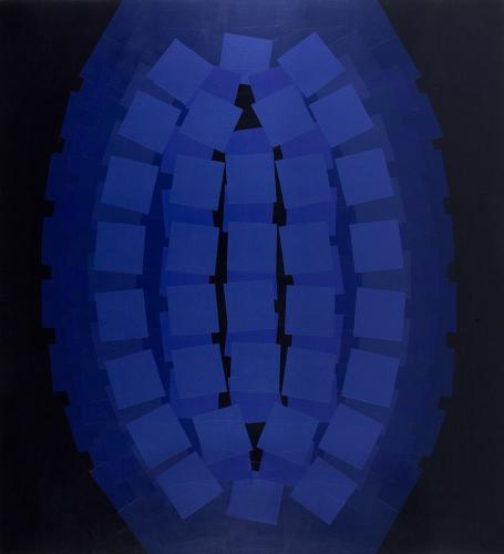 Tuval Üzerine Akrilik 200x185cm, 2011