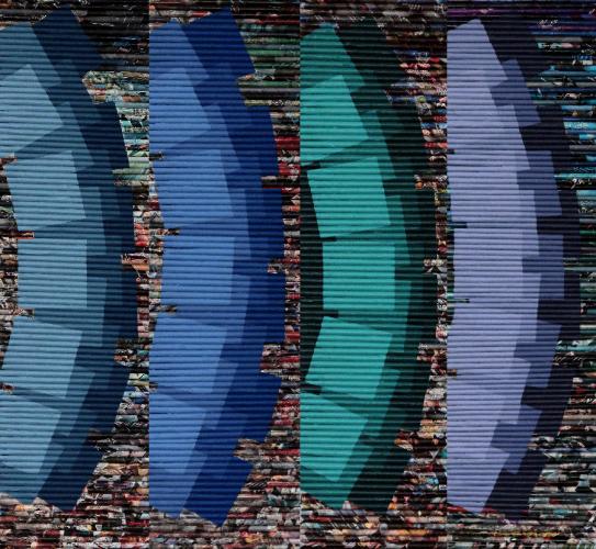 Karışık Teknik 98x110.8cm, 2016